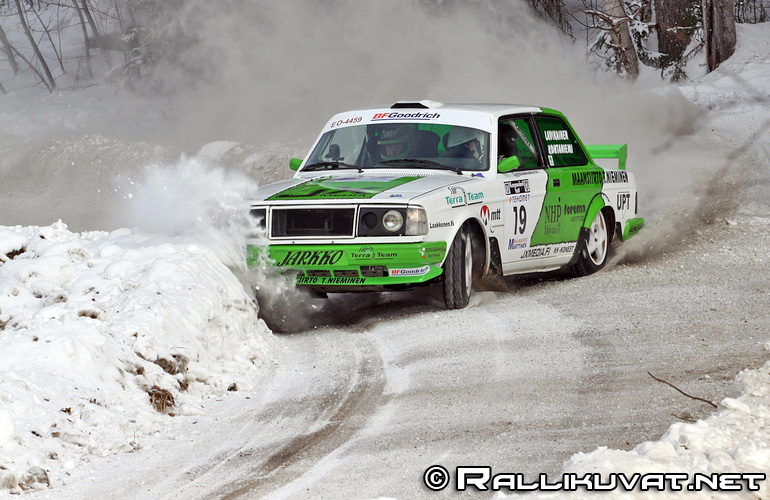XIV Kangasniemi Ralli