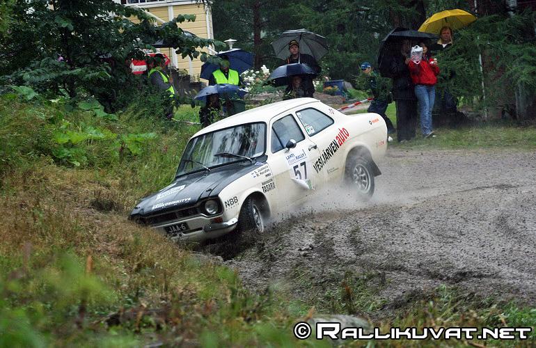 Lahti Historic Rally & Vetomies 2008
