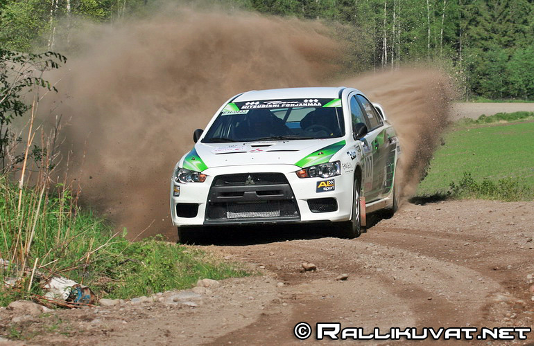 Lahti Historic Rally