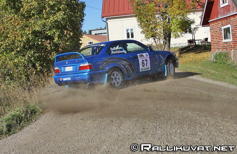 Turku Karting XXXIV Rantaralli