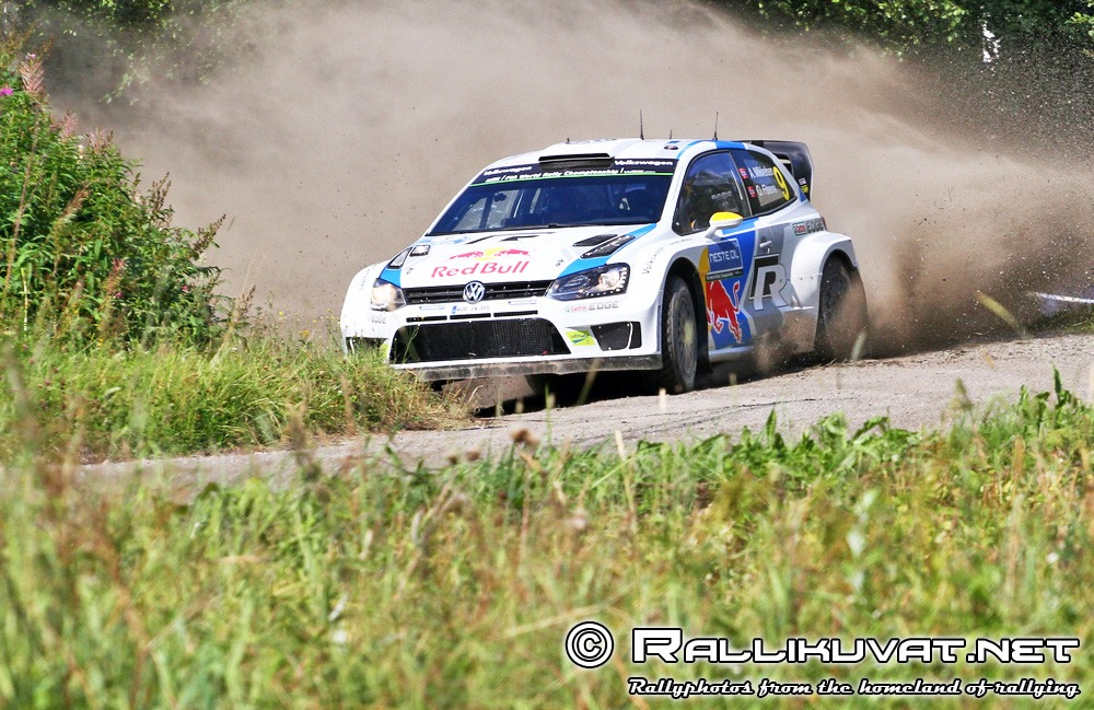 Neste Oil Rally Finland & Vetomies 2014