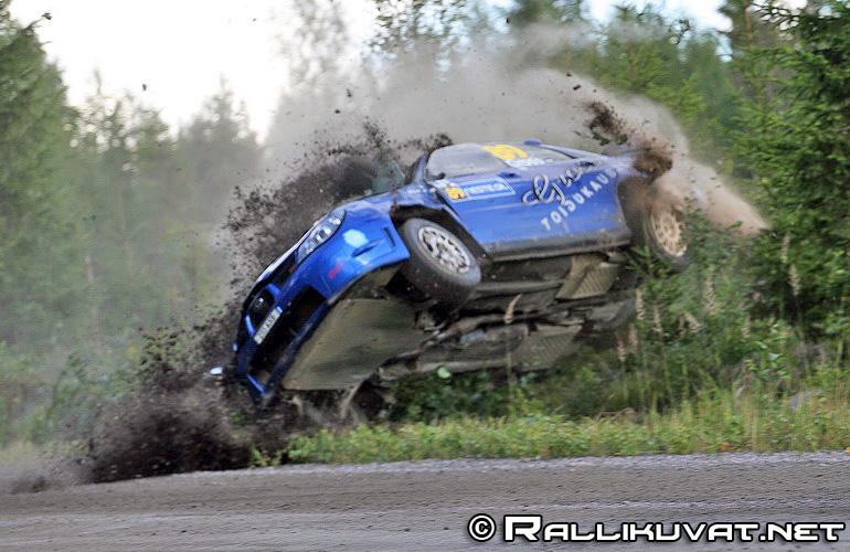 Neste Oil Rally Finland + Vetomies 2009