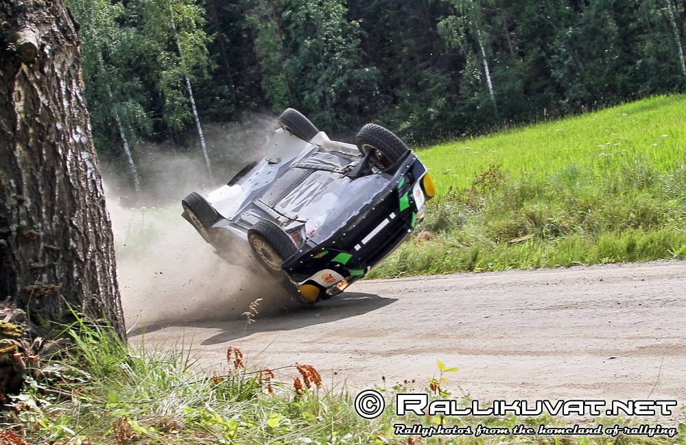 Neste Rally Finland & Vetomies 2016