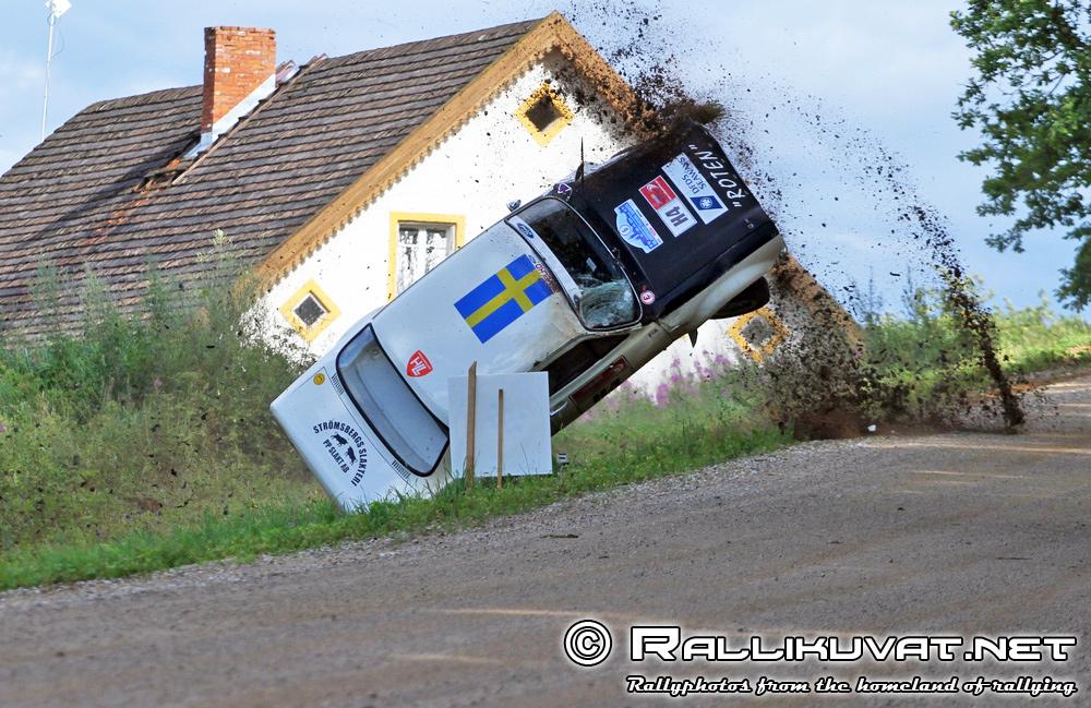 auto24 Rally Estonia- Historic & Service Park