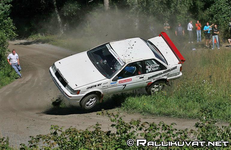 Autoluojus-Ralli